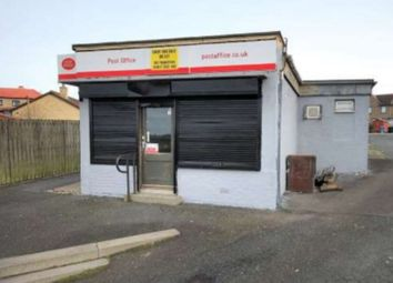 Thumbnail Retail premises for sale in Glen Crescent, Falkirk