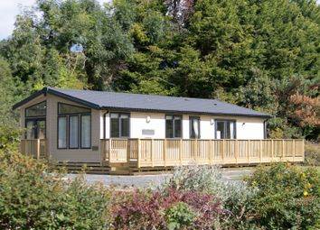 Thumbnail 2 bed lodge for sale in Llanrwst Road, Conwy