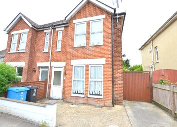 Thumbnail 2 bedroom semi-detached house for sale in Albert Road, Parkstone, Poole