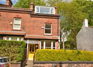 Thumbnail 3 bed terraced house for sale in Ravenscar Avenue, Roundhay, Leeds