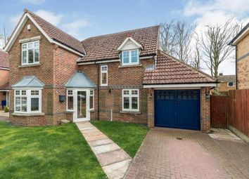 Thumbnail 4 bed detached house for sale in Harewood Chase, Romanby, Northallerton