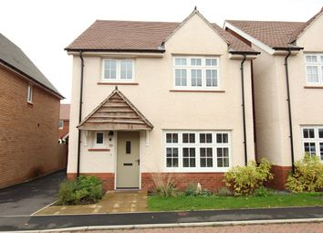 Thumbnail 4 bed detached house for sale in Tamar Valley Close, Newport, Newport