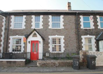 Thumbnail 5 bedroom town house for sale in Gordon Road, Cathays, Cardiff