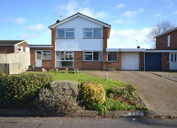 Thumbnail 4 bed detached house for sale in Kennet Way, Oakley, Basingstoke