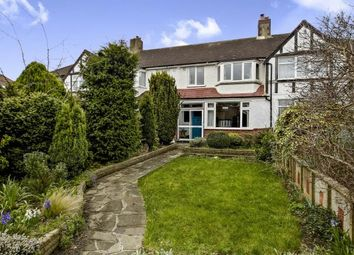 Thumbnail 3 bed terraced house for sale in Gladeside, Shirley, Croydon, Surrey