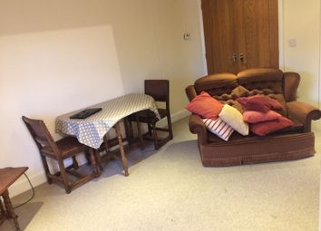 Thumbnail 1 bed flat to rent in Rushton, Kettering
