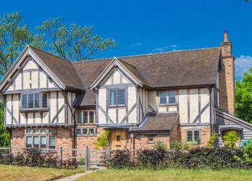 Thumbnail 4 bed detached house for sale in Eden Harlands, Upper Basildon