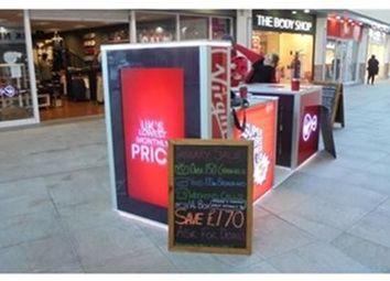 Thumbnail Retail premises to let in Mall Kiosk, Ropewalk Shopping Centre, Nuneaton