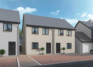 Thumbnail 2 bed semi-detached house for sale in Barley Meadows, Brixton, South Hams, Devon