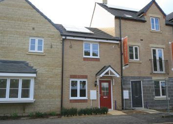 Thumbnail 2 bedroom terraced house to rent in Stud Road, Barleythorpe, Oakham