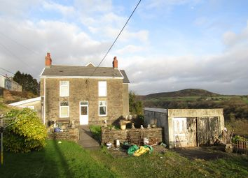 Thumbnail 3 bed detached house for sale in Rhyd Y Gwin, Craig-Cefn-Parc, Swansea, City And County Of Swansea.