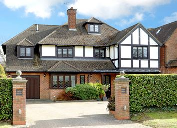 Thumbnail 5 bed detached house for sale in Loudhams Wood Lane, Chalfont St. Giles, Buckinghamshire