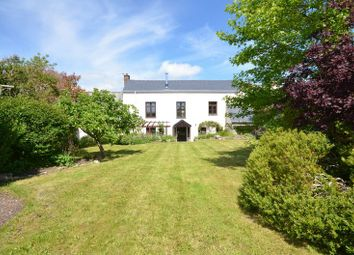Thumbnail 3 bed terraced house for sale in Gregorys Court, Chagford, Newton Abbot