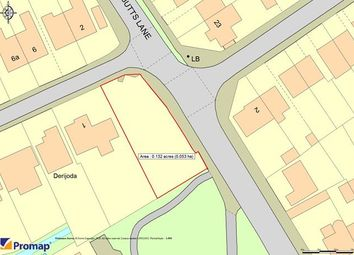 Thumbnail Land for sale in Oxford Road, Stanford-Le-Hope, Essex