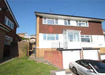 Thumbnail 4 bed semi-detached house for sale in Downs Road, Istead Rise, Kent