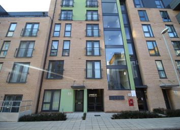 Thumbnail 3 bed flat to rent in Theodor Court, Nobel Close, London
