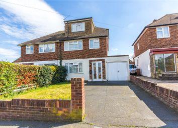 Thumbnail 5 bedroom semi-detached house for sale in Taverners Road, Rainham, Kent