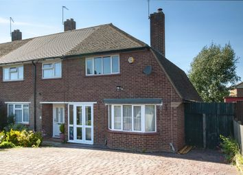 Thumbnail 2 bed end terrace house for sale in Haddon Road, Orpington, Kent