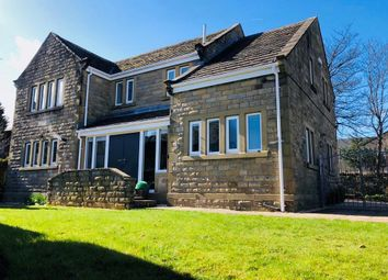 Thumbnail 5 bed barn conversion for sale in Tithe Barn Cottage, Halifax Road, Liversedge