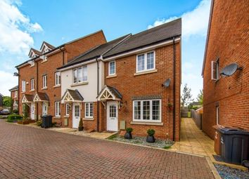 Thumbnail 3 bedroom end terrace house for sale in Pembridge Gardens, Stevenage, Hertfordshire, England