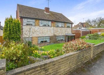 Thumbnail 3 bedroom detached house for sale in Silverdale Road, Bushey