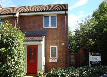 Thumbnail 2 bed terraced house to rent in Holder Road, Maidenbower