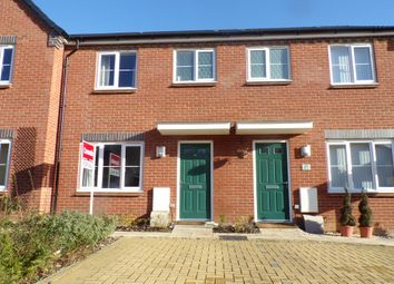 Thumbnail 3 bed terraced house for sale in Rimini Road, Andover Down, Andover