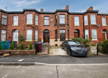 Thumbnail 5 bed terraced house for sale in Victoria Terrace, Longsight, Manchester