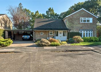 Thumbnail 3 bed detached house for sale in Glynswood, Wrecclesham, Farnham, Surrey