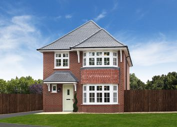 "Thumbnail 4 bed detached house for sale in ""Stratford"" at Ledsham Road, Little Sutton, Ellesmere Port"