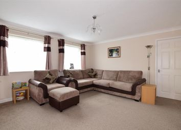 Thumbnail 2 bed flat for sale in Wallace Drive, Wickford, Essex