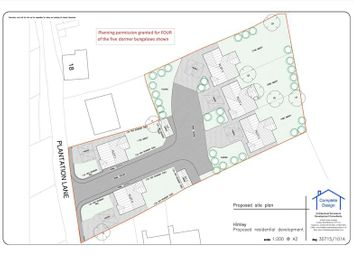 Thumbnail Land for sale in Plantation Lane, Himley, Dudley
