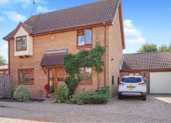 Thumbnail 4 bed detached house for sale in The Badgers, Langdon Hills