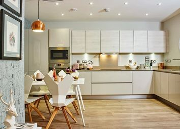 Thumbnail 1 bedroom flat for sale in Geoff Cade Way, Bow, London