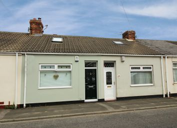 Thumbnail 2 bed terraced house for sale in Elemore Lane, Houghton Le Spring, Tyne And Wear