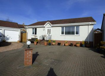 Thumbnail 2 bed bungalow for sale in 3, Alford Gardens, Kirkcaldy