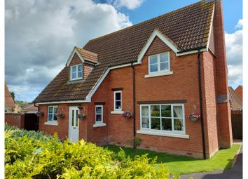 4 bed detached house for sale in Thurstin Way, Gillingham SP8