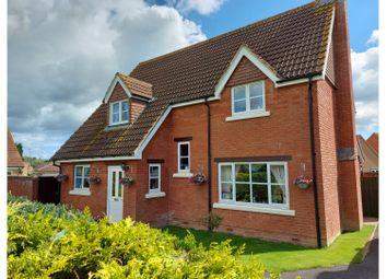Thurstin Way, Gillingham SP8. 4 bed detached house