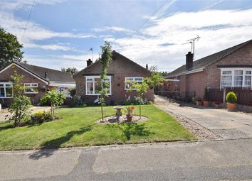 Thumbnail 2 bed detached bungalow for sale in Allendale Road, Rainworth, Mansfield