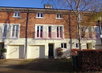 Thumbnail 3 bed terraced house to rent in Charter Place, Worcester