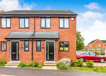 Thumbnail 3 bed semi-detached house for sale in Station Road, Wombwell, Barnsley