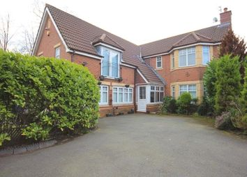 Thumbnail 4 bed detached house for sale in Old Lodge Close, West Derby, Liverpool