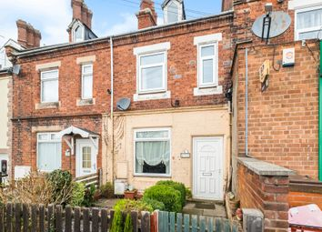Thumbnail 3 bed terraced house for sale in Shireoaks Row, Shireoaks, Worksop