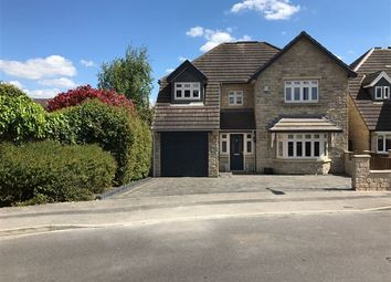 Thumbnail 4 bed detached house for sale in Lidget Close, Sheffield