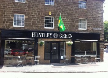 Thumbnail Commercial property to let in Market Place, Cromford, Derbyshire