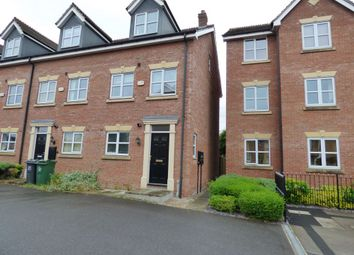 Thumbnail 3 bedroom town house for sale in Ned Ludd Close, Anstey