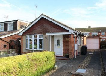 Thumbnail 2 bed detached bungalow for sale in Brockwood Close, Duston, Northampton