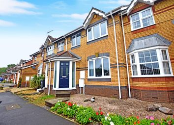 Thumbnail 3 bedroom terraced house for sale in Heron Gardens, Portishead, Bristol