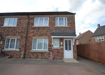 Thumbnail 3 bedroom end terrace house to rent in Yeomans Way, Littleport, Ely