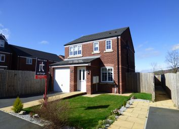 Thumbnail 3 bed detached house for sale in Duddy Road, Disley, Stockport
